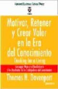 Padella.mx Motivar, Retener Y Crear Valor En La Era Del Conocimiento Image