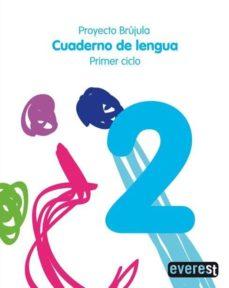 Valentifaineros20015.es Cuaderno De Lengua 2º Primaria (Primer Ciclo)(proyecto Brujula) Image