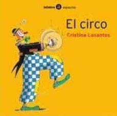 el circo-cristina losantos-9788424638344