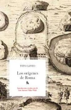 los origenes de roma-tito livio-9788424920944
