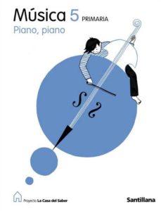 Iguanabus.es 5º Primaria Musica Piano Piano Casa Saber Ed09 Image