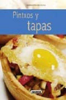 Emprende2020.es Pintxos Y Tapas (Minibiblioteca De Cocina) Image