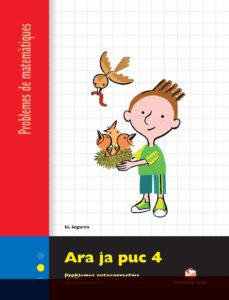 ara ja puc 3º-4º primaria quadern 4 problemes matematiques catala-9788430705344