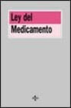 Followusmedia.es Ley Del Medicamento (3ª Ed.) Image