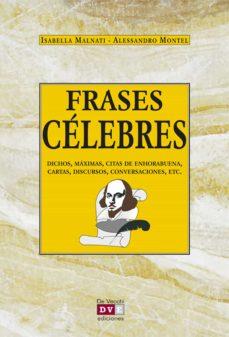 Frases Célebres Ebook Isabella Malnati Descargar Libro Pdf O Epub 9788431554644