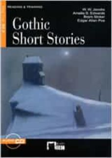 Descargas de libros mp3 de Amazon GOTHIC SHORT STORIES. BOOK + CD