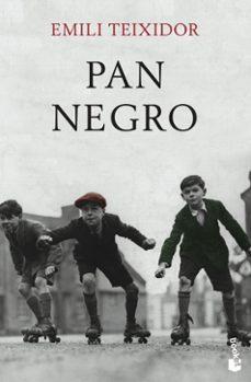 Descargar libros electrónicos gratis para iPod nano PAN NEGRO de EMILI TEIXIDOR