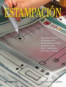 Descargar libros de texto gratis torrents ESTAMPACION 9788434232044 de  en español