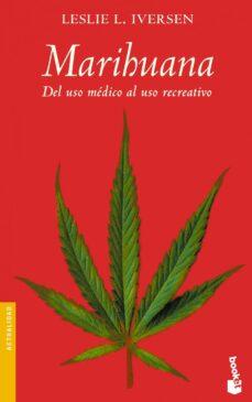 marihuana-leslie l. iversen-9788434444744