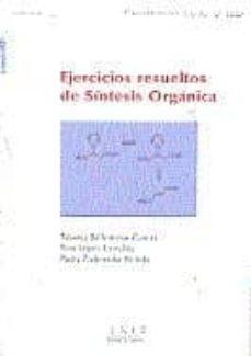 Padella.mx Ejercicios Resueltos De Síntesis Orgánica Image