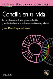programa concilia en tu vida (ebook)-juan maria maganto mateo-9788436826944