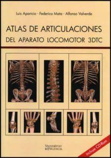 Descargar libros gratis para nook ATLAS DE ARTICULACIONES DEL APARATO LOCOMOTOR 3DTC ePub FB2