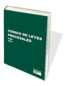 Javiercoterillo.es Codigo De Leyes Procesales Image