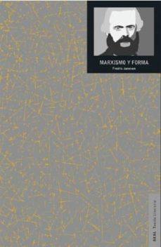 Cdaea.es Marxismo Y Forma: Teorias Dialecticas En La Bibliografia Del Siglo Xx Image