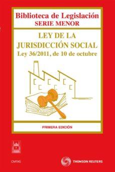 Garumclubgourmet.es Ley De La Jurisdiccion Social (Ley 36/2011, De 10 De Octubre) Image
