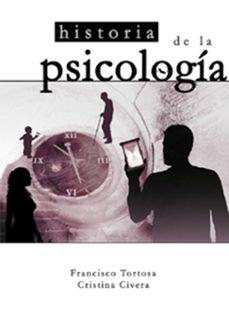 historia de la psicologia-francisco tortosa gil-9788448198244