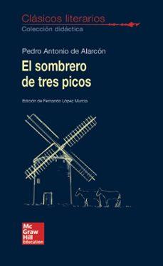 clásicos literarios - el sombrero de tres picos-pedro antonio de alarcon-9788448614744