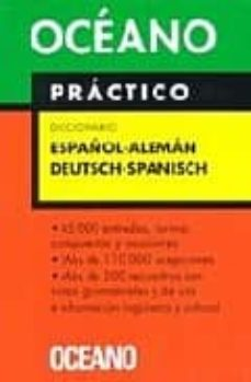 practico diccionario español-aleman deutsch-spanish-9788449421044