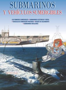submarinos y vehiculos sumergibles-jeffrey tall-9788466207744