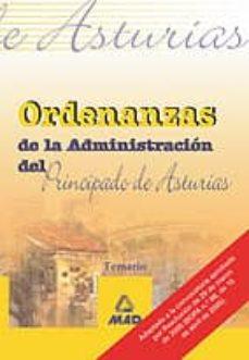 Trailab.it Ordenanzas Del Principado De Asturias: Temario Image