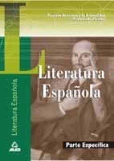 Lofficielhommes.es Acceso A La Universidad Para Mayores De 25 Años: Literatura (Prue Ba Especifica) Image