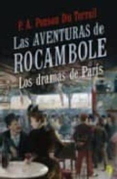 Inmaswan.es Las Aventuras De Rocambole: Los Dramas De Paris Image