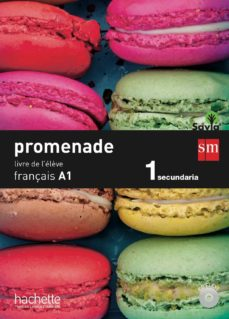 francés a1 promenade 15 1º eso-9788467562644