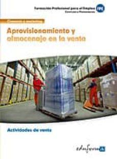Viamistica.es Aprovisionamiento Y Almacenaje En La Venta. . Familia Profesional Comercio Y Marketing. Certificados De Profesionalidad Image