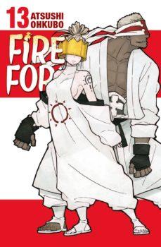 Pdf descargar libros electrónicos torrent FIRE FORCE 13 (Literatura española) de ATSUSHI OHKUBO 9788467937244