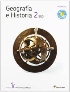 Encuentroelemadrid.es Geografia E Historia 2º Eso + Cuaderno Cantabria Ed 2012 Image
