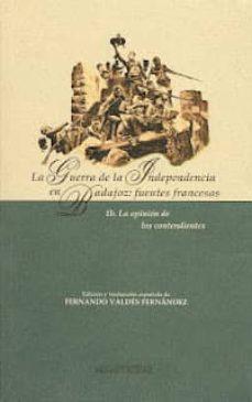 Alienazioneparentale.it La Guerra De La Independencia En Badajoz: Fuentes Francesas. Ib. La Opinion De Los Contendientes Image