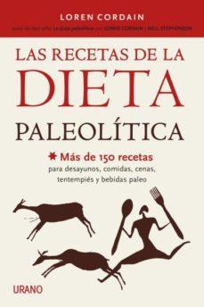 las recetas de la dieta paleolitica-loren cordain-9788479538644