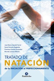 tratado de natacion (vol. 1)-j. maria cancela carral-9788480199544