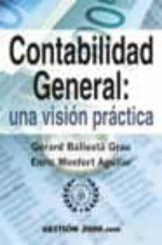 Geekmag.es Contabilidad General: Una Vision Practica Image