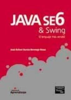Inmaswan.es Java Se 6 &Amp; Swing. El Lenguaje Mas Versatil Image
