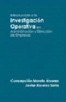 Ojpa.es Introduccion A La Investigacion Operativa En Administracion Y Dir Eccion De Empresas Image