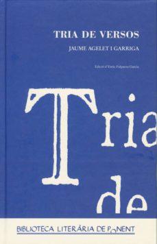 Emprende2020.es Tria De Versos: Jaume Agelet I Garriaga Image