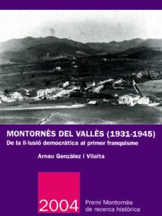 Javiercoterillo.es Montornes Del Valles 1931-1945 Image