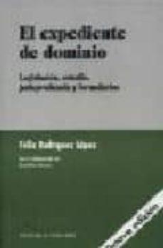 Chapultepecuno.mx El Expediente De Dominio (8ª Ed.) Image