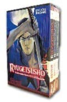 Debatecd.mx Pack Ryugetsusho (Obra Completa: 3 Vols.) Image