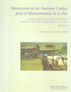 Viamistica.es Análisis Jurídico De Las Operaciones De Las Naciones Unidas Para El Mantenimiento De La Paz Image