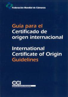 Permacultivo.es Guía Para El Certificado De Origen Internacional Image