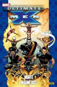 x-men 10: norte magnetico-brian k. vaughn-9788490245644