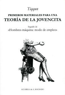 primeros materiales para una teoría de la jovencita (ebook)-9788491141044