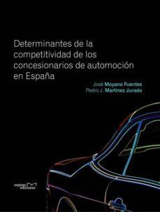 Viamistica.es Determinantes De La Competitividad De Los Concesionarios De Autom Oción En España Image