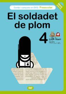 Debatecd.mx El Soldadet De Plom (Cuento Dvd Con Libro En Cartone) Image
