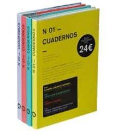 Inmaswan.es Pack Cuadernos Image