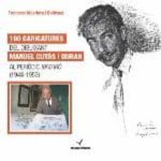 Lofficielhommes.es 100 Caricatures Del Dibuixant Manuel Cuyás I Duran Al Periòdic Ma Taró (1948-1953) Image