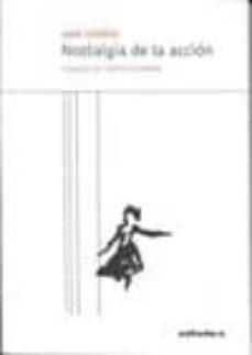 nostalgia de la acción-ana gorria-9788494602344