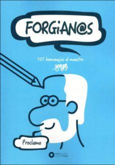 Descargar y leer FORGIANOS: 101 HOMENAJES AL MAESTRO (2ª ED.) gratis pdf online 1